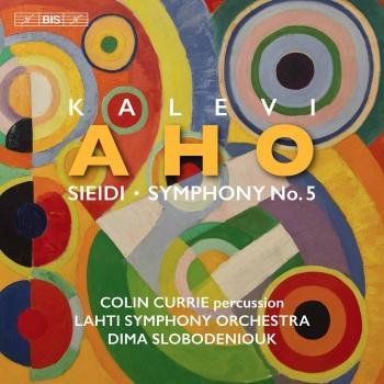 Cover Kalevi Aho: Sieidi & Symphony No. 5
