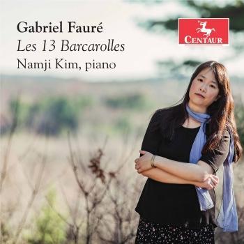 Cover Fauré: 13 Barcarolles