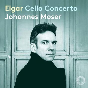 Cover Elgar: Cello Concerto in E Minor, Op. 85