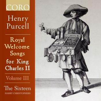 Cover Royal Welcome Songs for King Charles II Volume III
