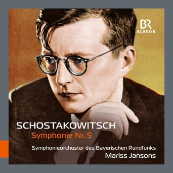 Cover Shostakovich: Symphony No. 5 in D Minor, Op. 47 (Live)