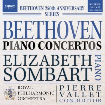 Cover Beethoven Piano Concertos No. 5 & Triple Concerto