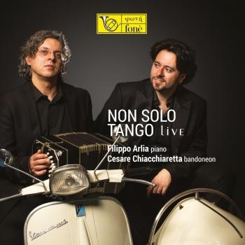 Cover Non Solo Tango Live