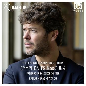 Cover Mendelssohn: Symphonies No. 3 & 4