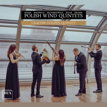 Cover Polish Wind Quintets