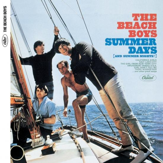 Cover Summer Days (And Summer Nights) Stereo