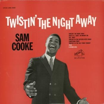 Cover Twistin' the Night Away
