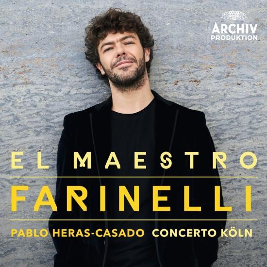Cover El Maestro Farinelli