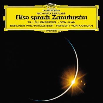 Cover Strauss, R.: Also sprach Zarathustra; Till Eulenspiegel; Don Juan; Salome's Dance Of The Seven Veils