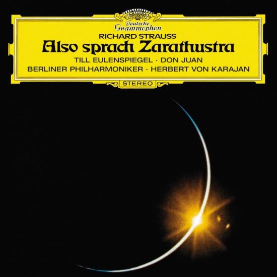 Cover Strauss, R.: Also sprach Zarathustra; Till Eulenspiegel; Don Juan; Salome's Dance Of The Seven Veils