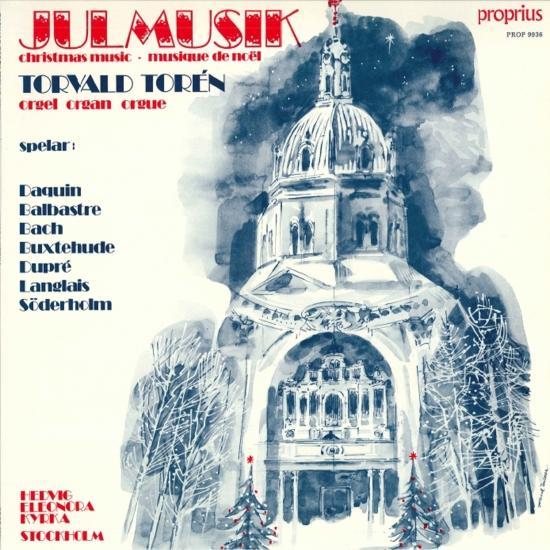 Cover Julmusik