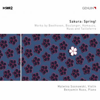 Cover Sakura: Spring!