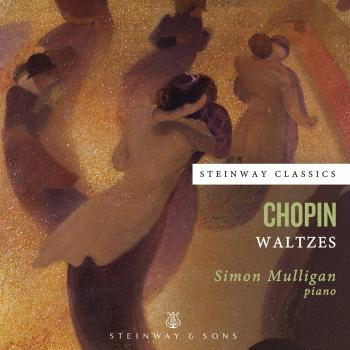 Cover Chopin: Waltzes