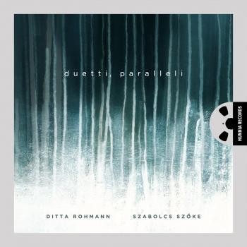 Cover Duetti, paralelli