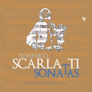 Cover Scarlatti: Keyboard Sonatas