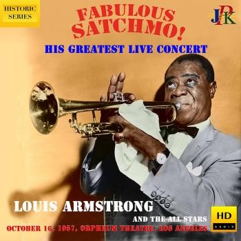 Cover Louis Armstrong: Live at the Orpheum Theater, Los Angeles (2021 Remaster)