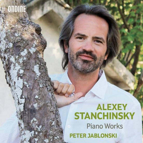 Cover Stanchinsky: Piano Works