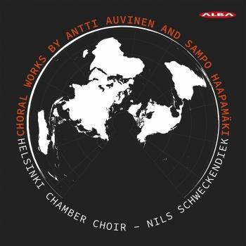 Cover Antti Auvinen & Sampo Haapamäki: Choral Works