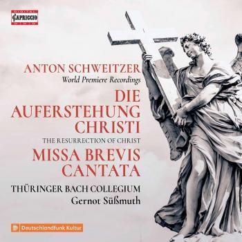 Cover Schweitzer: The Resurrection of Christ