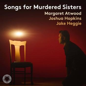 Cover Jake Heggie: Songs for Murdered Sisters