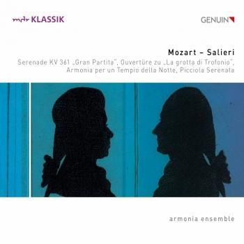 Cover Mozart & Salieri: Works