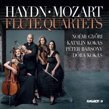 Cover Haydn & Mozart: Flute Quartets