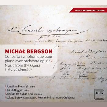 Cover Bergson: Orchestral Works