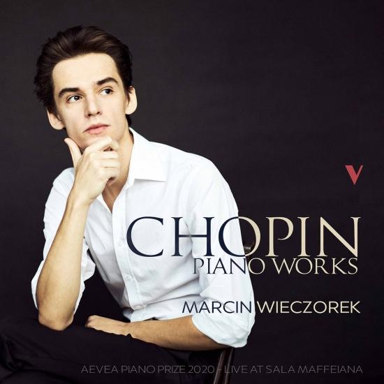 Cover Chopin: Piano Works (Live)
