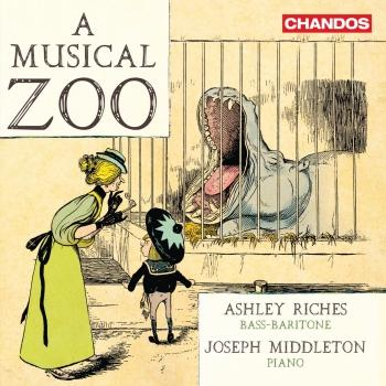 Cover A Musical Zoo