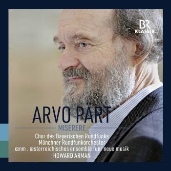 Cover Arvo Pärt: Miserere (Live)