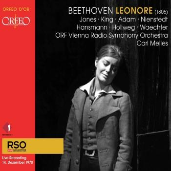 Cover Beethoven: Leonore, Op. 72 (1805 Version - Remastered) [Live]