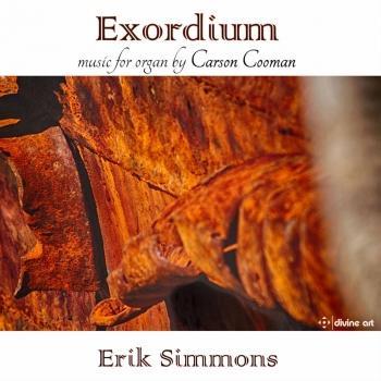 Cover Exordium: Organ Music
