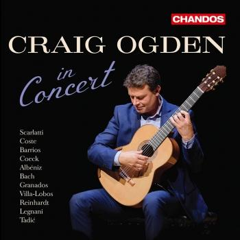 Cover Craig Ogden in Concert