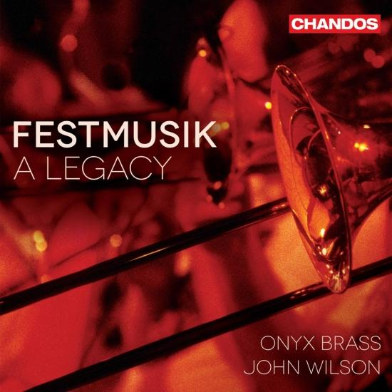 Cover Festmusik: A Legacy