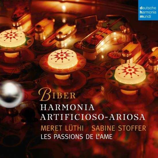 Cover Biber: Harmonia Artificioso-Ariosa
