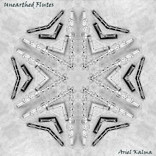 Cover Unearthed Flutes