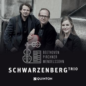 Cover Beethoven Pirchner Mendelssohn