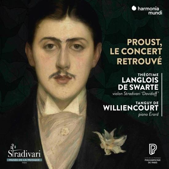 Cover A concert at the time of Proust