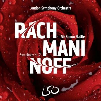 Cover Rachmaninoff: Symphony No. 2