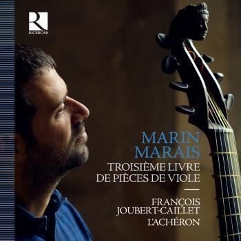 Cover Marais: Troisième livre de pièces de viole