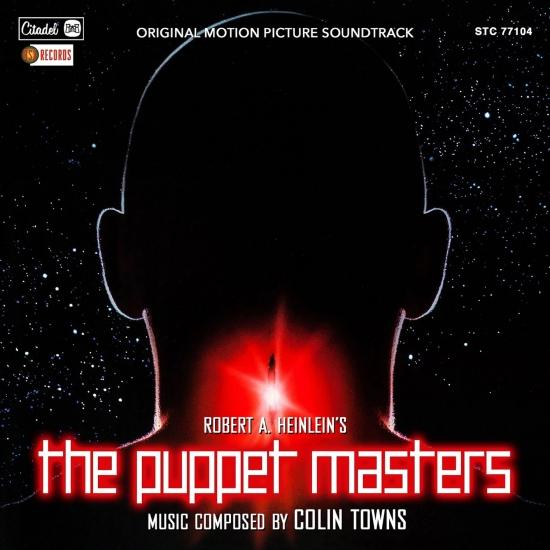 Cover The Puppet Masters (Original Motion Picture Soundtrack)