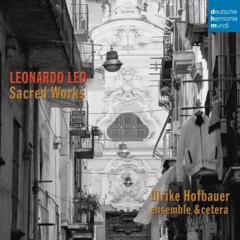 Cover Leonardo Leo: Sacred Works