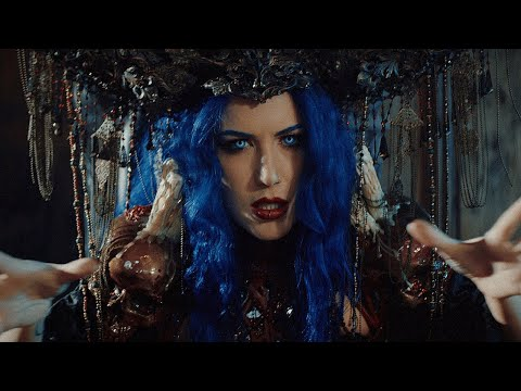 Video POWERWOLF ft. Alissa White-Gluz - Demons Are A Girl's Best Friend