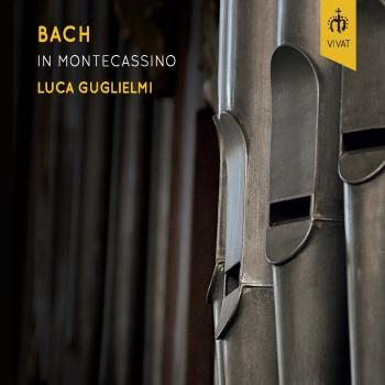 Cover Bach in Montecassino