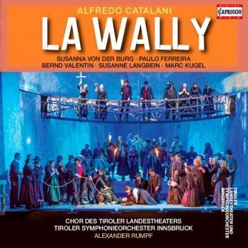 Cover Catalani: La Wally