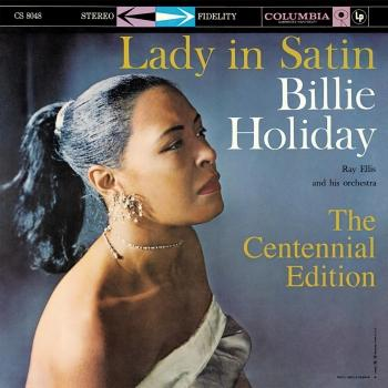 Cover Lady In Satin: The Centennial Edition