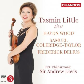 Cover Wood, Coleridge-Taylor & Delius: Music for Violin & Orchestra