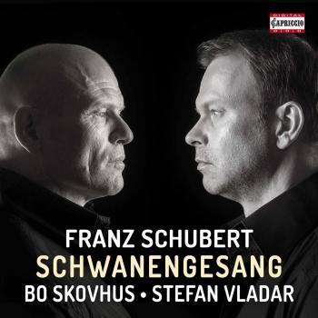 Cover Schubert: Schwanengesang, D. 957