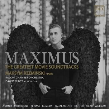 Cover Maximus: The Greatest Movie Soundtracks