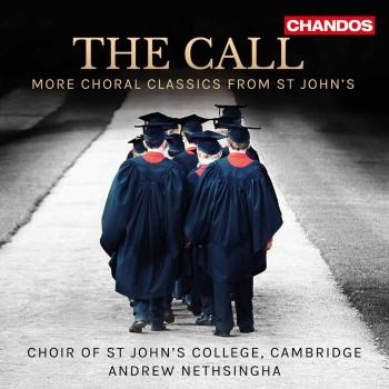 Cover The Call: More Choral Classics from St John's